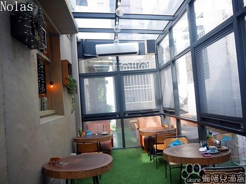 Nolas Cafe Salon