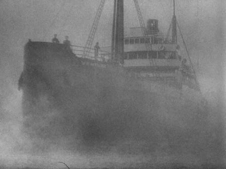 SS Venture king kong 1933