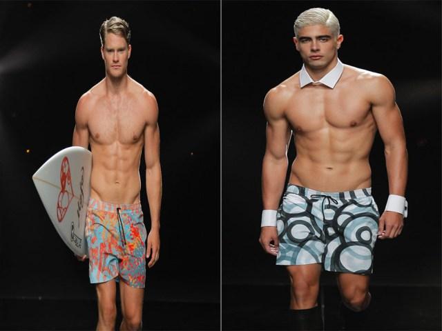 Bañadores hombre de pantalón y estampados