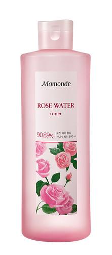 ONLINE EXCLUSIVE - Rose Water Toner 500ml