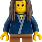 The LEGO Ninjago Movie D2C LEGO 70620 Ninjago City