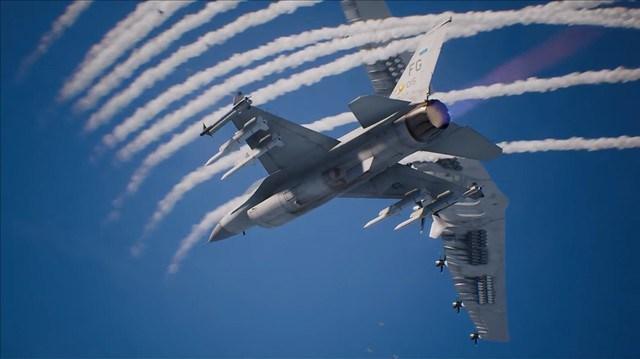 Ace Combat 7 - Ausweichmanöver