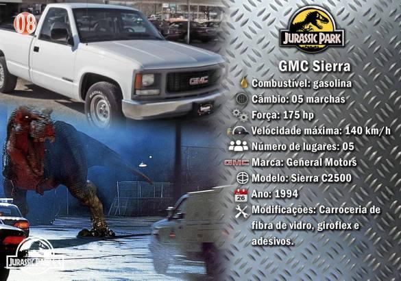 08 GMC Sierra