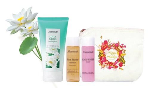 SPECIAL DEALS - Mamonde-Basic-Skincare-Set-