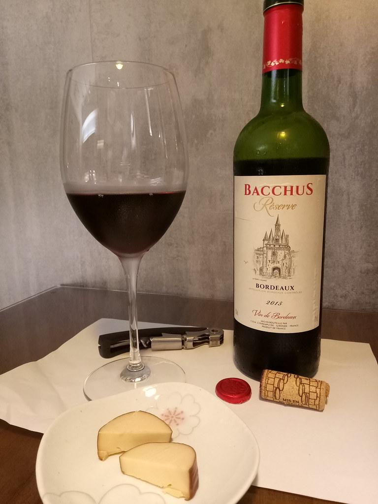 法國杜道酒廠波爾多酒神精選紅酒 | 品名:法國杜道酒廠波爾多酒神精選紅酒 Bacchus Reserve Bordeau… | Flickr
