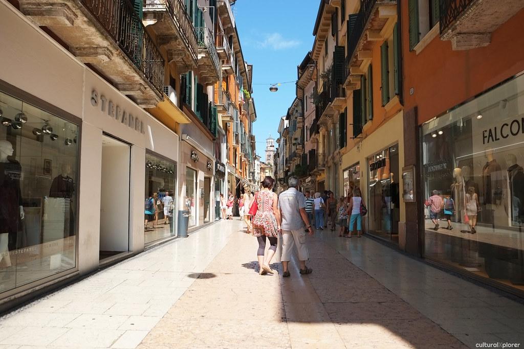 Shopping Pisa