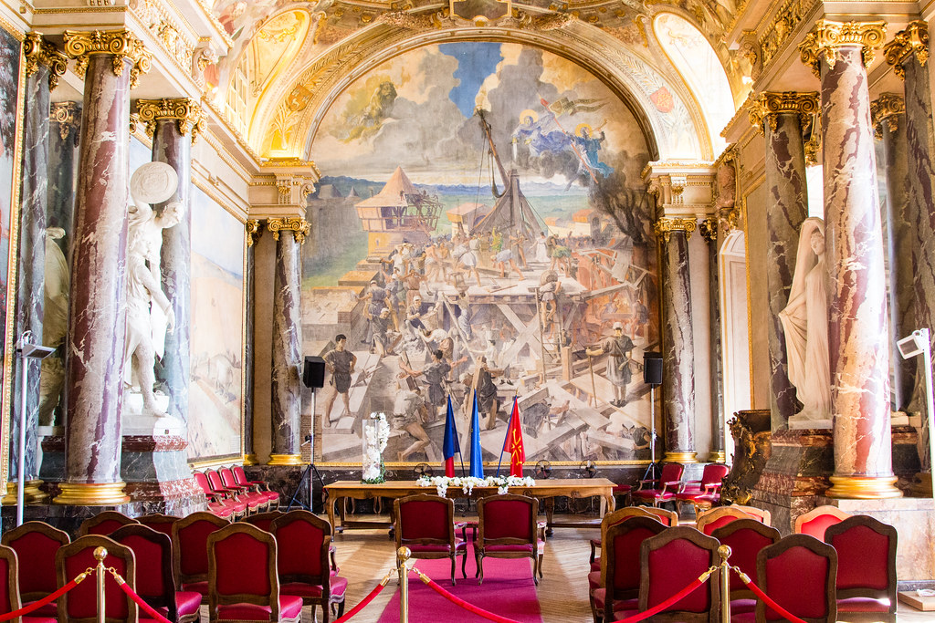 Palace du Capitole - Toulouse