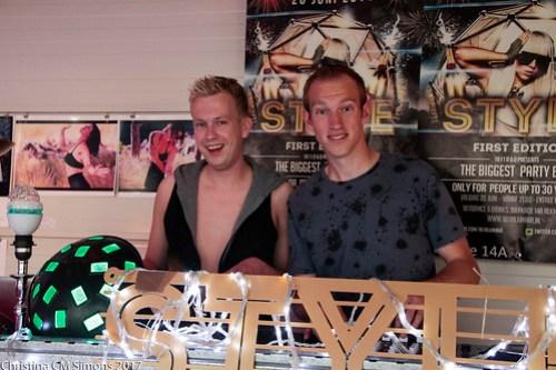 Show Burlesque - Pride Alkmaar 2017