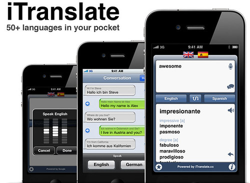 aplikasi terjemahan terbaik itranslate