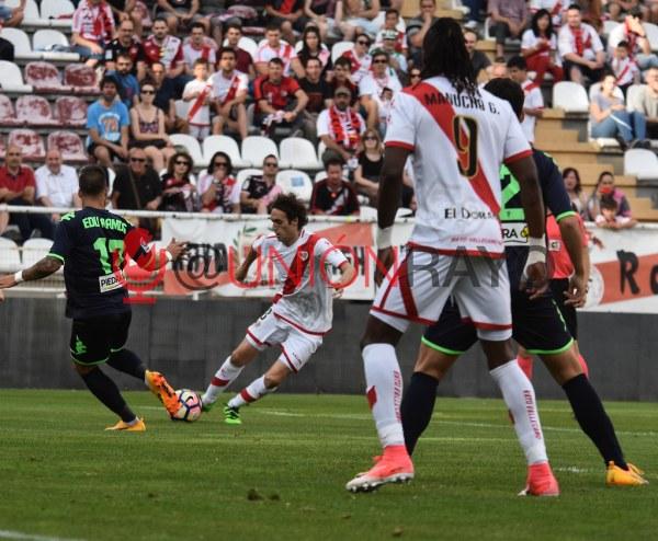 Rayo 1-2 Córdoba