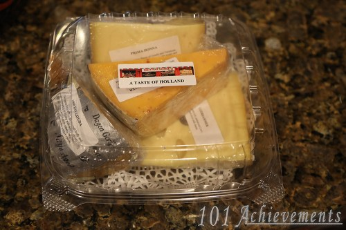 Cheese of the Month Club - May