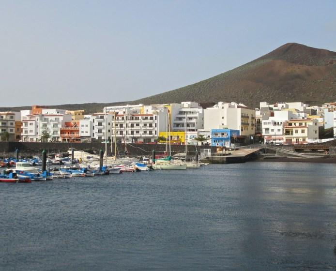 La Restinga, a beautiful small coastal town in el Hierro
