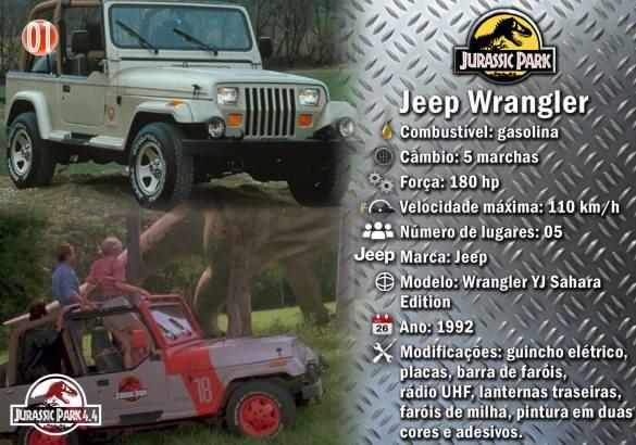 01 Jeep Wrangler