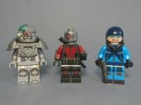 Injustice 2 villains | [DC] Lego Custom Injustice 2 ...