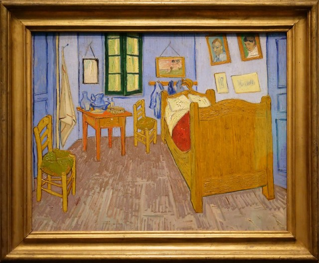 La Camera Da Letto Van Gogh Analisi. Gallery Of Showhide Details ...