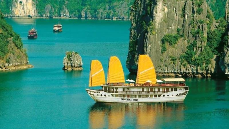 Indochina Sails 1