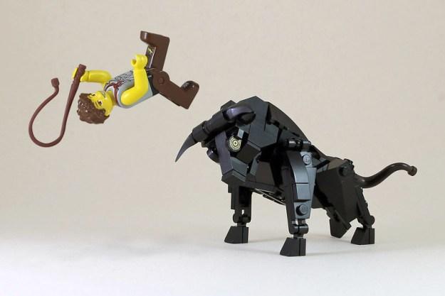 Bull Attack!