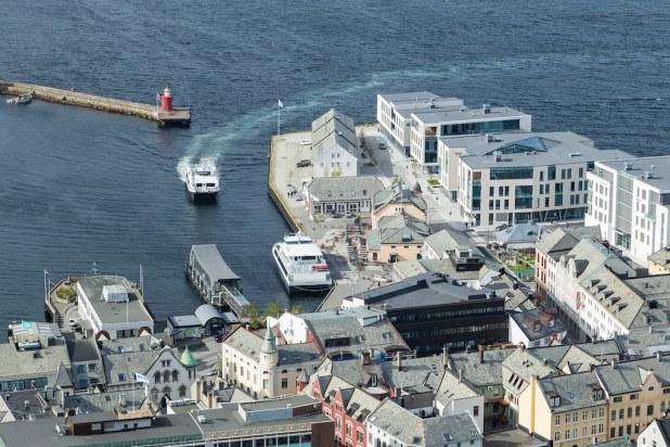 Muelle de Alesund