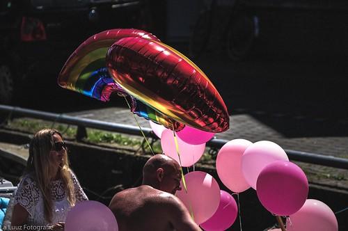 Alkmaar Pride Grachtenparade