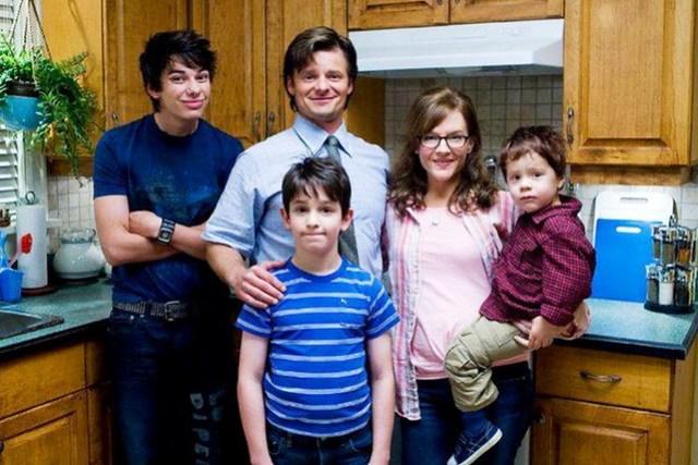 Original Heffley Family
