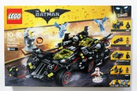 The LEGO Batman Movie The Ultimate Batmobile (70917 ...