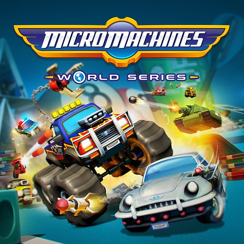 Mico Machines World Series