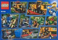 LEGO City 60160 Jungle Mobile Lab review | Brickset: LEGO ...