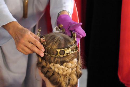 1302 års kröningsceremoni, Sythercopie
