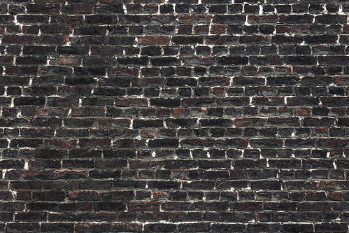 3d Wallpaper With White Background Old Dark Brick Wall Want More Photos In This Style It S