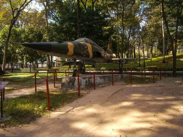 MIG That Bombed The Palace