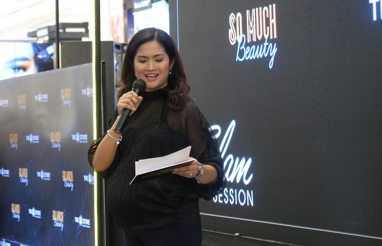 3 SM Beauty Pro Card - Glam Session - She Sings Beauty by Gen-zel