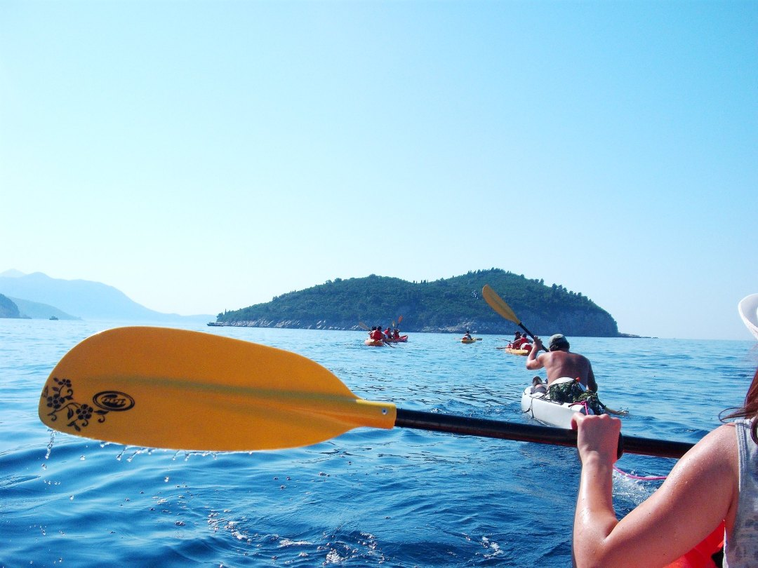Dubrovnik kayak