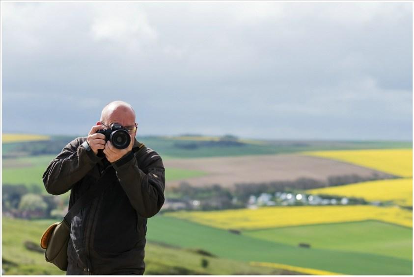 Fotograferen met de Fujifilm GFX-50S aan de Opaalkust; een camera leer je tenslotte het beste in