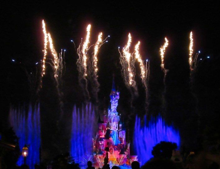 Disney Illuminations, Disneyland Paris 25th anniversary