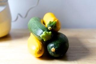 zucchini battenberg