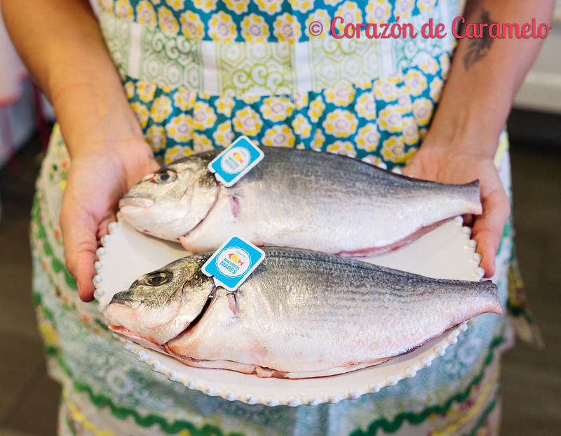 Receta de Dorada pescado