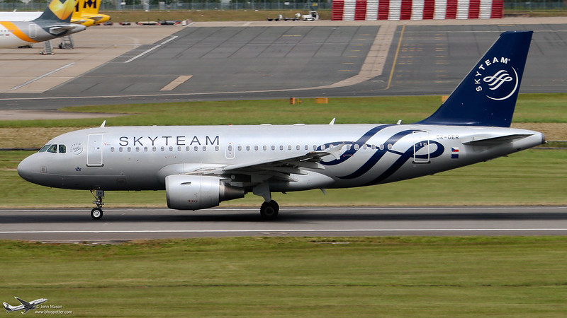 OK-OER A319 CSA