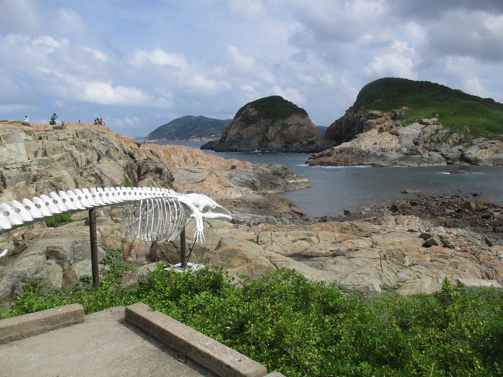 20170610 鶴咀山,再入海岸保護區,遠眺東龍島及蒲臺島,還是香港的海岸自然保護區,海岸保護區 | Flickr