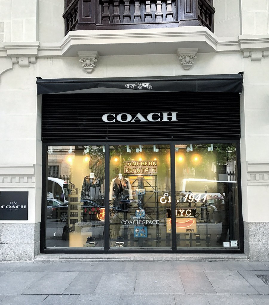 Coach Madrid