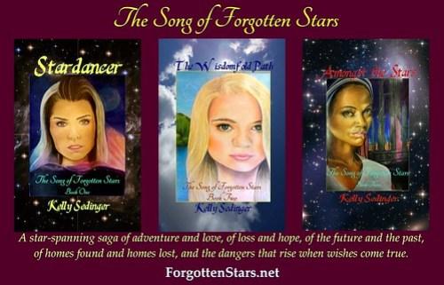 Forgotten Stars trilogy 1