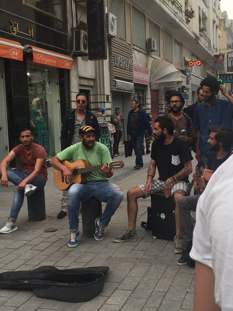 Tunis Tunisia Music