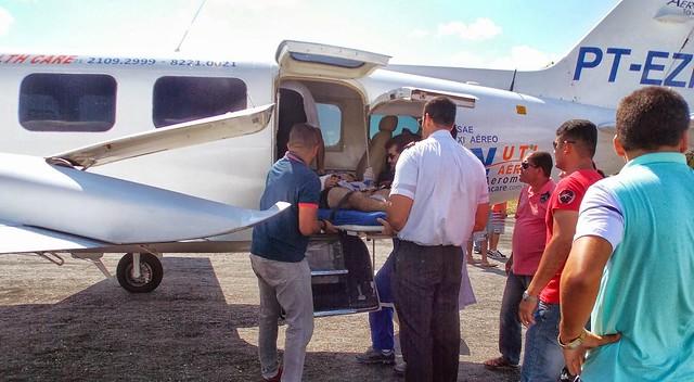 Investigação sigilosa em Itaituba: TFD com deslocamento aéreo sob suspeita, uti aérea