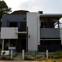 Trips 'n Travels: Holland: Utrecht - Rietveld Schröder house