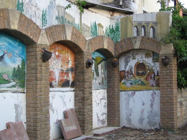 Street Art, Kaleiçi, Antalya