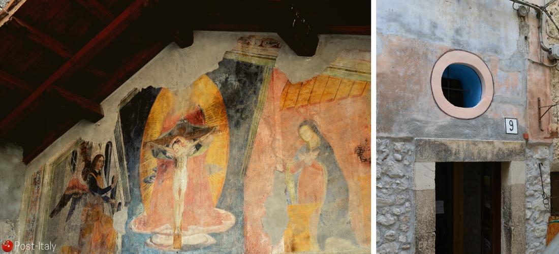 Sermoneta, Lácio, Itália