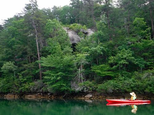 Lake Keowee and Estatoe Creek-60