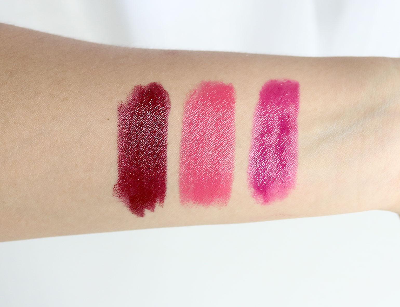 3 NYX Lip Butter Lipstick Review - She Sings Beauty by Gen-zel