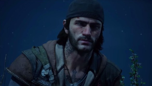 Days Gone - Deacon