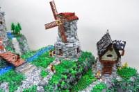 LEGO Medieval Windmill | Medieval Windmill ideas.lego.com ...