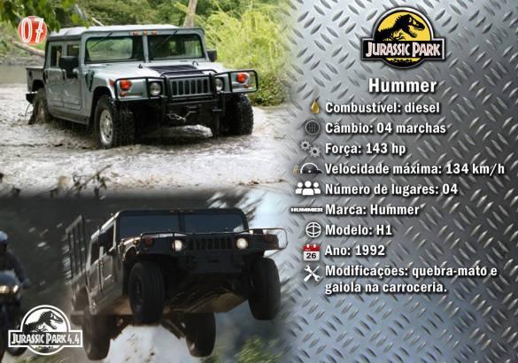07 Hummer H1